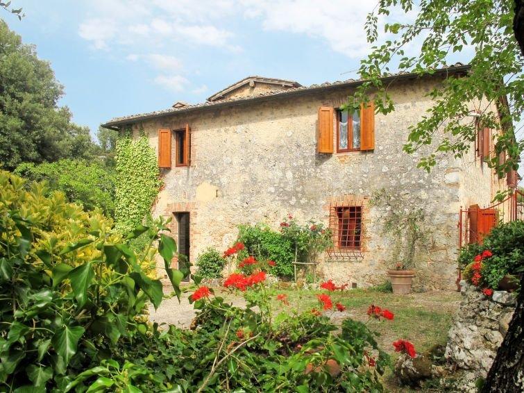 Ferienhaus Casino di Lecceto (SIA175) in Siena - 8 Personen, 4 Schlafzimmer, holiday rental in Volte Basse