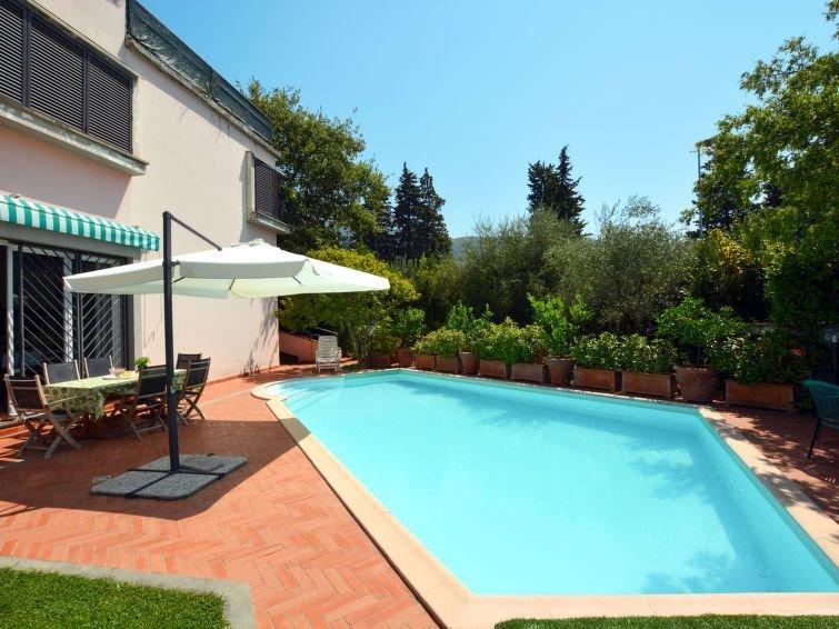 Ferienhaus Villa Lucia (PAF110) in Prato - 6 Personen, 3 Schlafzimmer, aluguéis de temporada em Vaiano