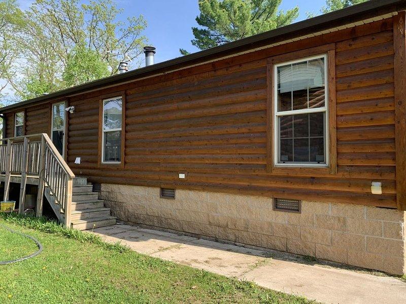 Sweet Little Cabin on Cross Lake, holiday rental in Hinckley