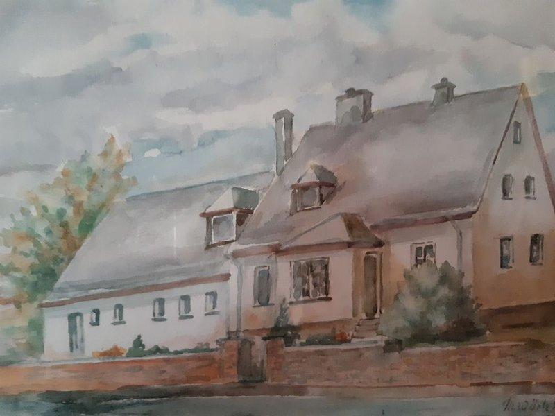 FeWo am Alten Forsthaus, holiday rental in Malberg