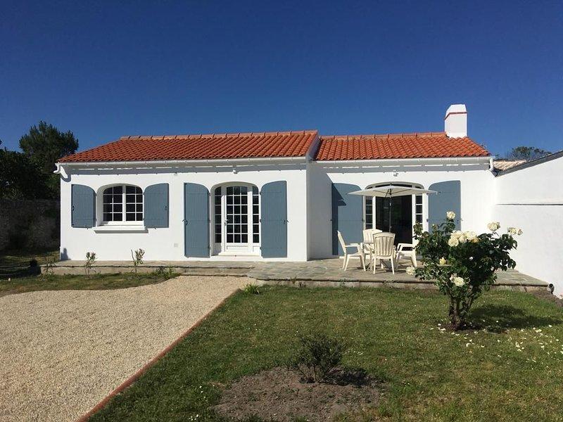 Maison  noirmoutier (  centre), alquiler de vacaciones en Noirmoutier en l'Ile