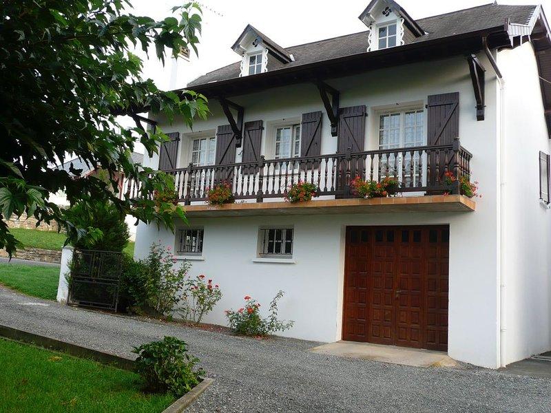 Vacances au Pays-Basque, vacation rental in Mauleon-Licharre
