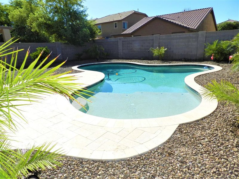 Beautiful Pool Property, vakantiewoning in San Tan Valley