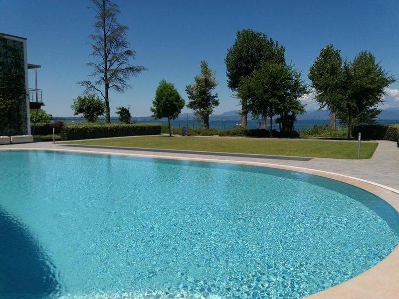 Ferienwohnung Castelnuovo del Garda für 2 - 6 Personen mit 2 Schlafzimmern - Fer, holiday rental in Castelnuovo del Garda