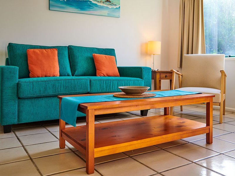 Spacious, light & airy Apartment, holiday rental in Byron Bay