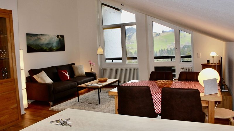FeWo 'Bergwiese' Oberstaufen/Steibis, vacation rental in Weissach