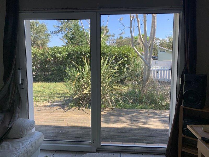 Maison 85 m2 Labenne 350 m de l'Ocean, location de vacances à Labenne