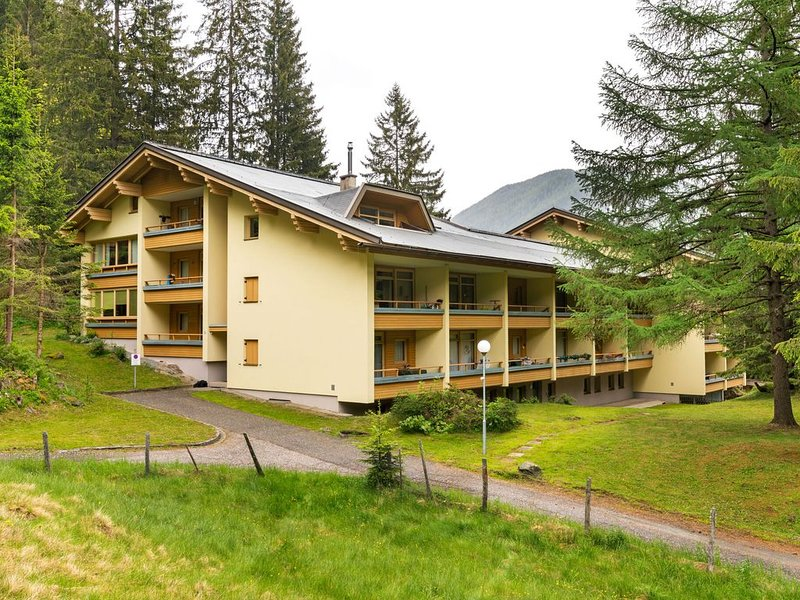 Valley-View Apartment in Patergassen with Balcony, location de vacances à Sirnitz-Sonnseite