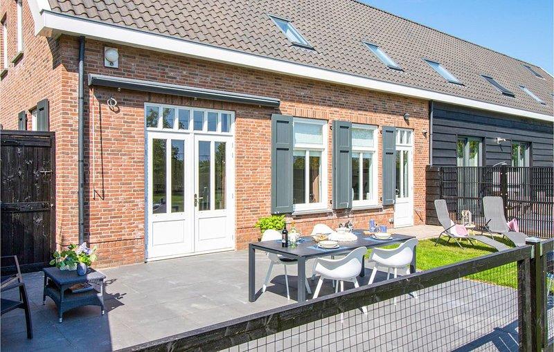 2 Zimmer Unterkunft in Ovezande, holiday rental in Baarland