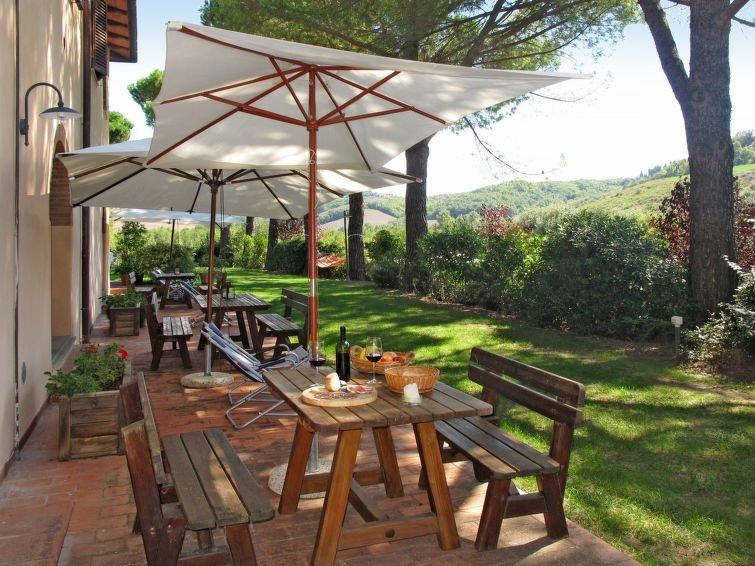 Ferienwohnung Casolare Bretulla (CTF171) in Castelfiorentino - 6 Personen, 2 Sch, Ferienwohnung in Castelfiorentino