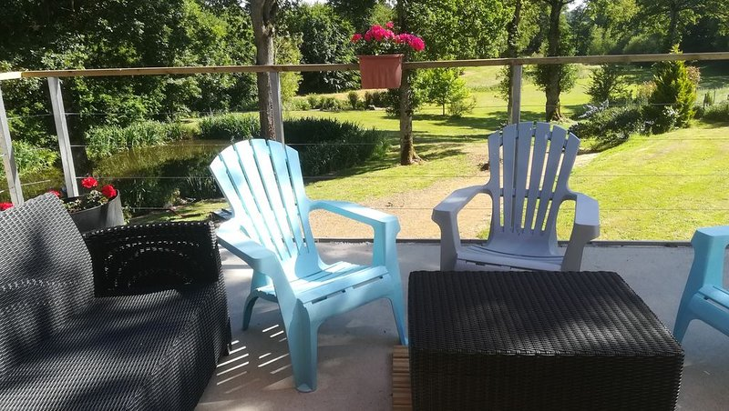 Bretagne, Les grands chênes, holiday rental in Guingamp