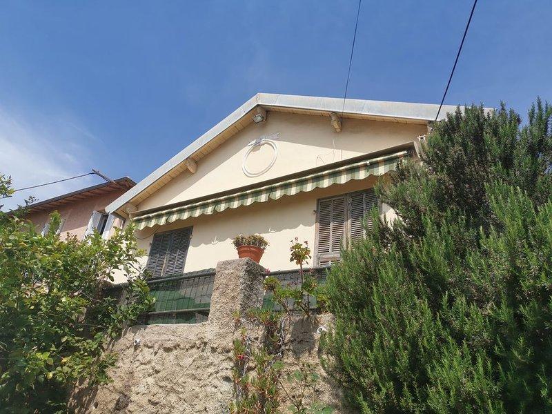 Maison aux portes de Monaco, holiday rental in Monte-Carlo
