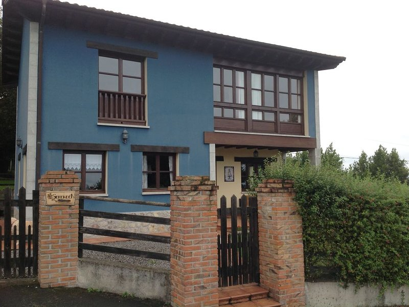 Un pequeño paraíso en Ribadesella. VIVIENDA VACACIONAL 1763-AS, holiday rental in Ardines