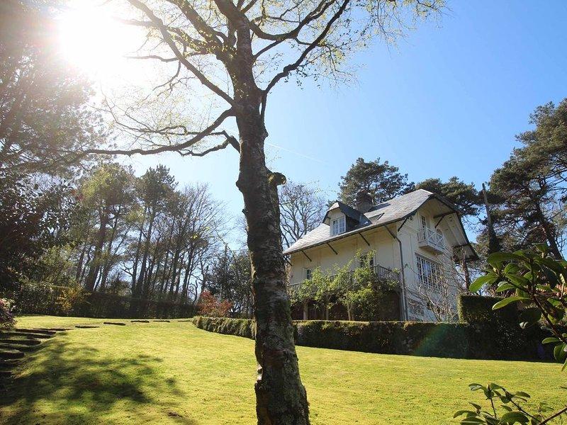 Cottage au charme incroyable, à 200 m de la mer, holiday rental in Quiberville