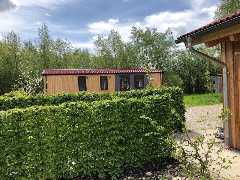 Ferienwohnung im Herzen vom Unterallgäu, casa vacanza a Aitrach