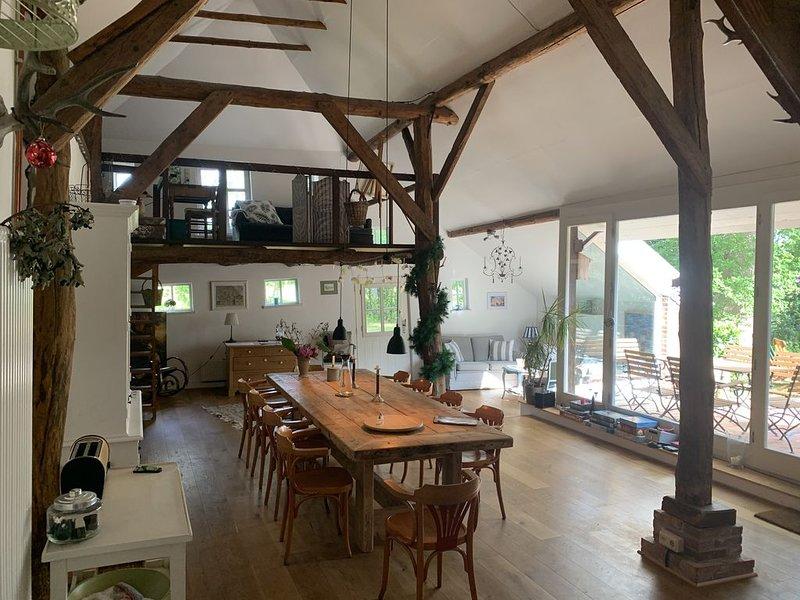 Stilvolle Moorkate in Ostfriesland, vacation rental in Leer