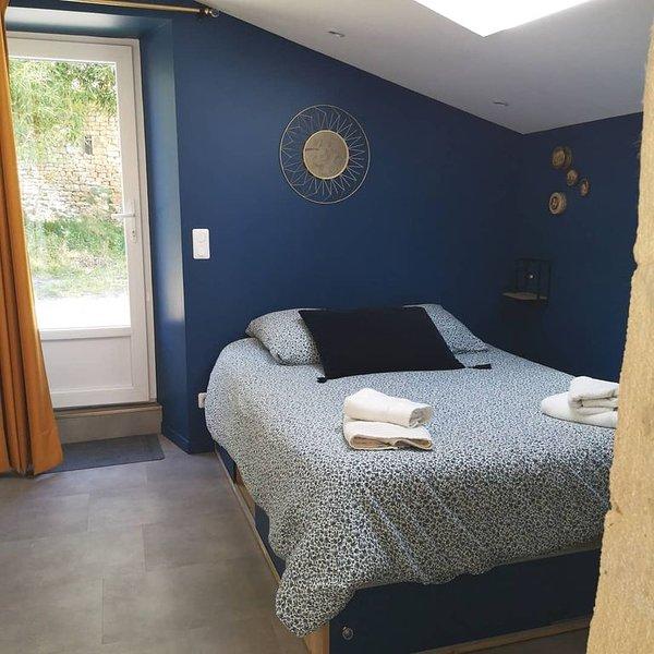 chambre d'hôte entre terre et mer, holiday rental in Le Champ-Saint-Pere