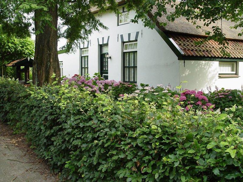 Goltackers voormalige keuterboerderij, vakantiewoning in Doesburg