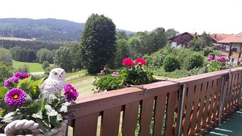 Ferienwohnung Panoramablick Bodenmais 4, holiday rental in Regenhutte