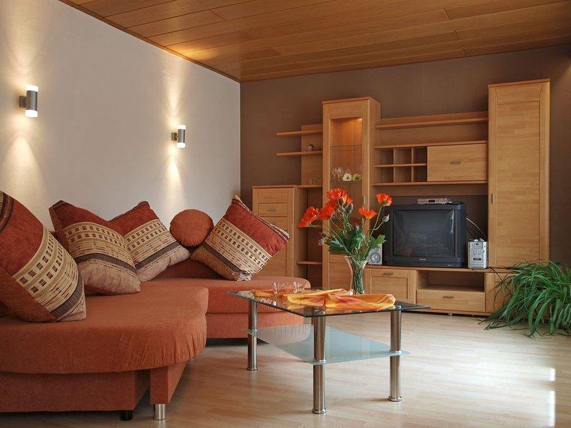 4 Sternedomizil, allergikergerecht, Nähe Bostalsee, einfach zum Wohlfühlen, vacation rental in Neunkirchen