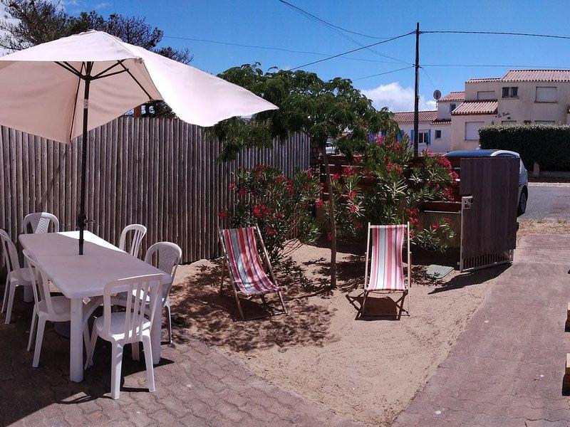 Maison à 50 m de la plage, vacation rental in La Tranche sur Mer