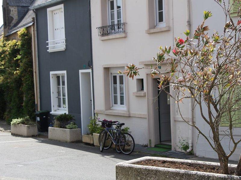 Maison en centre bourg, on peut tout faire à pied., alquiler de vacaciones en Camaret-sur-Mer
