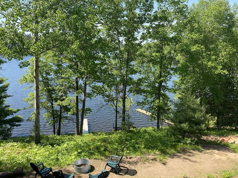 Lake Shishebogama - Minocqua, Wi. - Up North, location de vacances à Hazelhurst