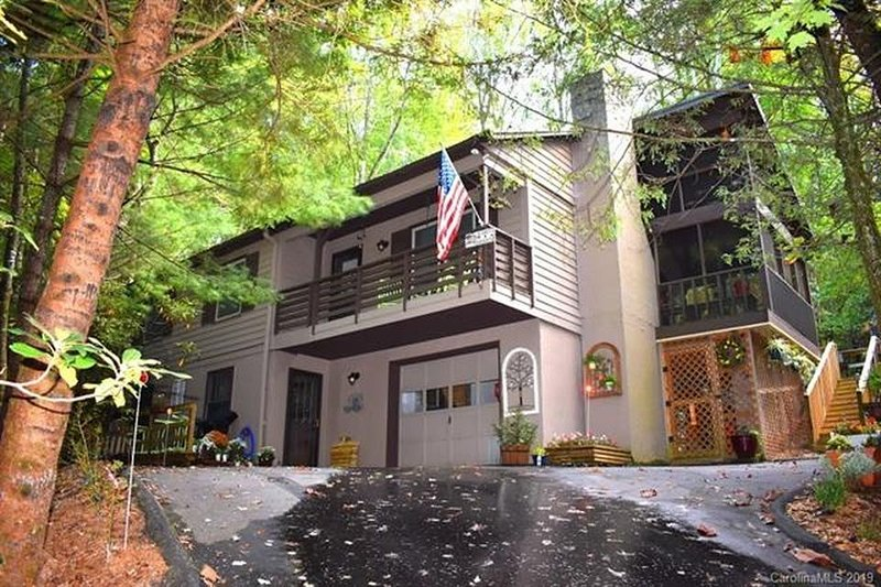 Awesome Getaway Home, holiday rental in Rosman