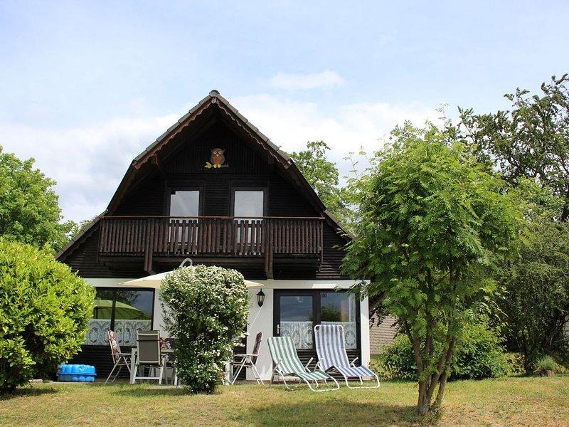 Ferienhaus im Kellerwald, location de vacances à Frankenberg