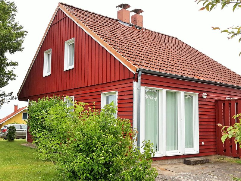 Ferienhaus DHH in der Holsteinischen Schweiz, Nähe Ostsee., aluguéis de temporada em Eutin