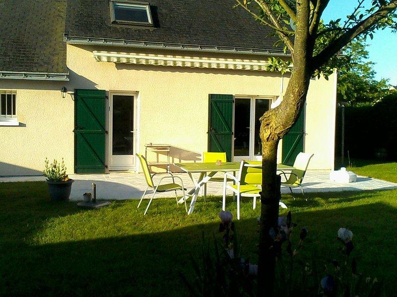 A  2.5km du front de mer et 10mn de La Baule, location de vacances à Saint-Nazaire