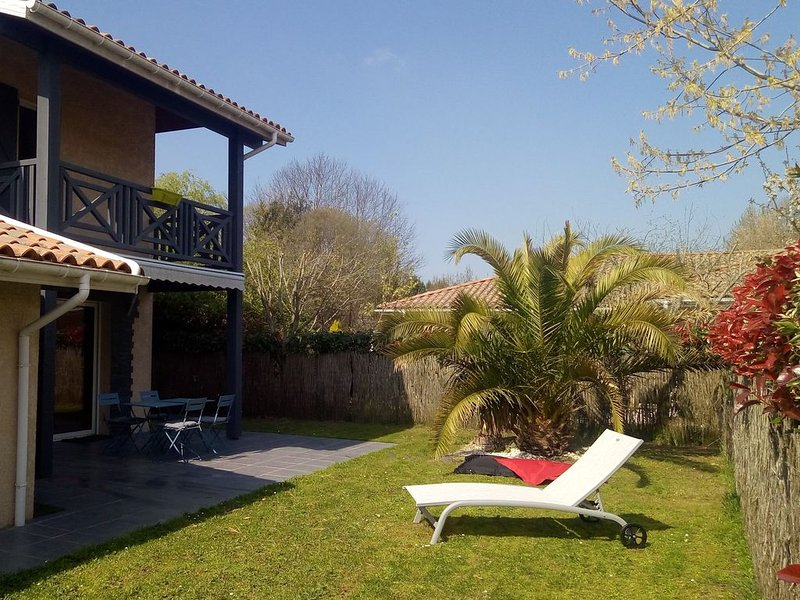 Maison 110 m² – 6 pers - 4 ch – WIFI, holiday rental in Saubion