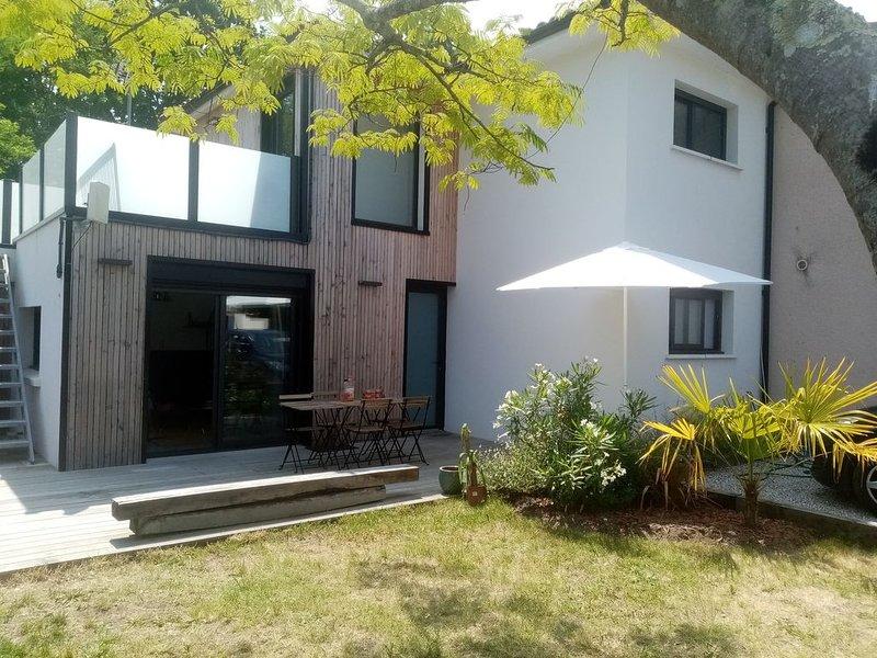 Maison de vacances Andernos les bains 6 à 8 pers, vacation rental in Taussat
