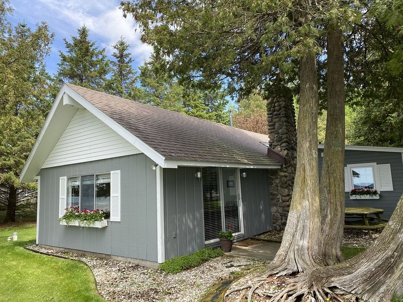 *RECENTLY REMODELED* Lakefront Cottage - Mullett Lake, holiday rental in Cheboygan County