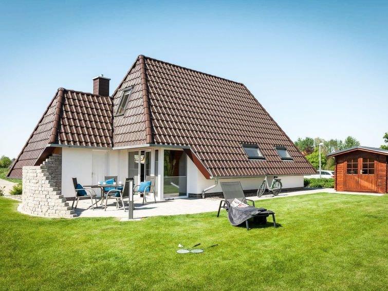 Ferienhaus Strandvogt (DOM105) in Dorum - 6 Personen, 3 Schlafzimmer, holiday rental in Nordholz