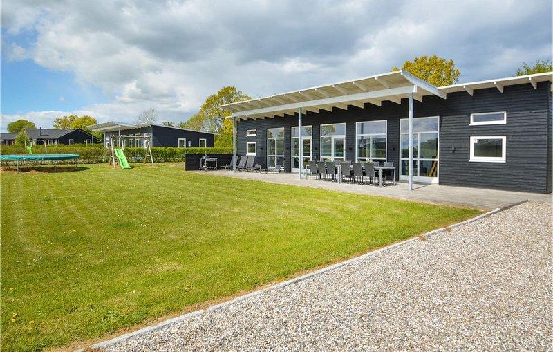 4 Zimmer Unterkunft in Haderslev, location de vacances à Hejls