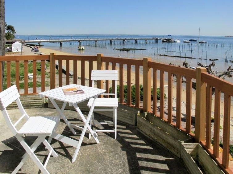 Ferienwohnung Las Delicias (CFE101) in Cap Ferret - 4 Personen, 1 Schlafzimmer, vacation rental in Cap-Ferret