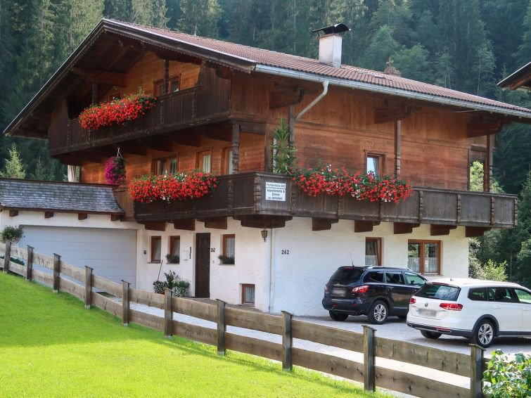 Apartment Haus Fichtenblick  in Wildschönau, Kitzbühel Alps - 4 persons, 1 bedr, holiday rental in Kelchsau