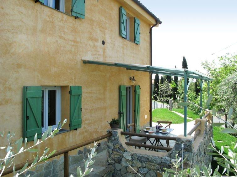 Ferienhaus Ca' du Pillin (FLG160) in Finale Ligure - 4 Personen, 2 Schlafzimmer, vacation rental in Torre del Mare
