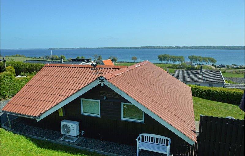 2 Zimmer Unterkunft in Aabenraa, aluguéis de temporada em South Jutland