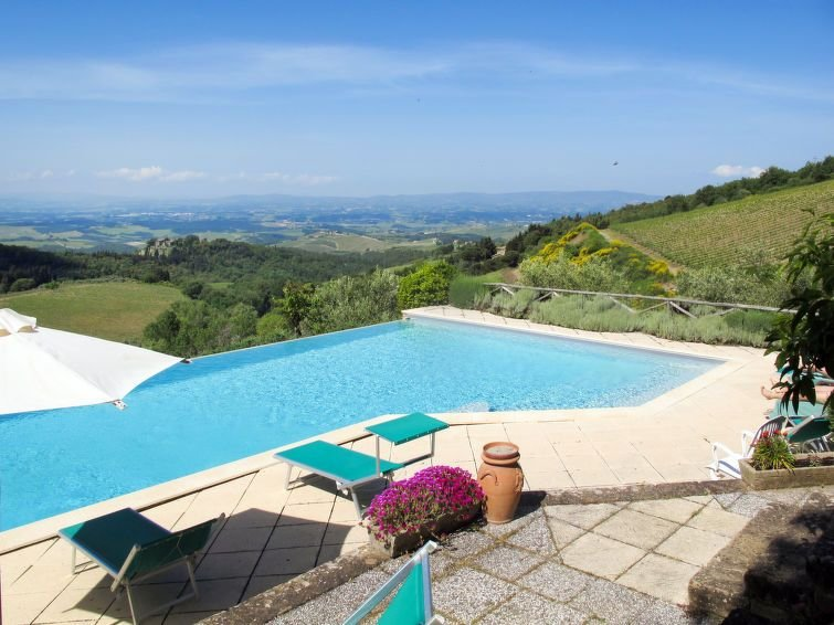 Apartment Podere Cellole  in Castellina in Chianti, Siena and surroundings - 4, holiday rental in Castellina In Chianti