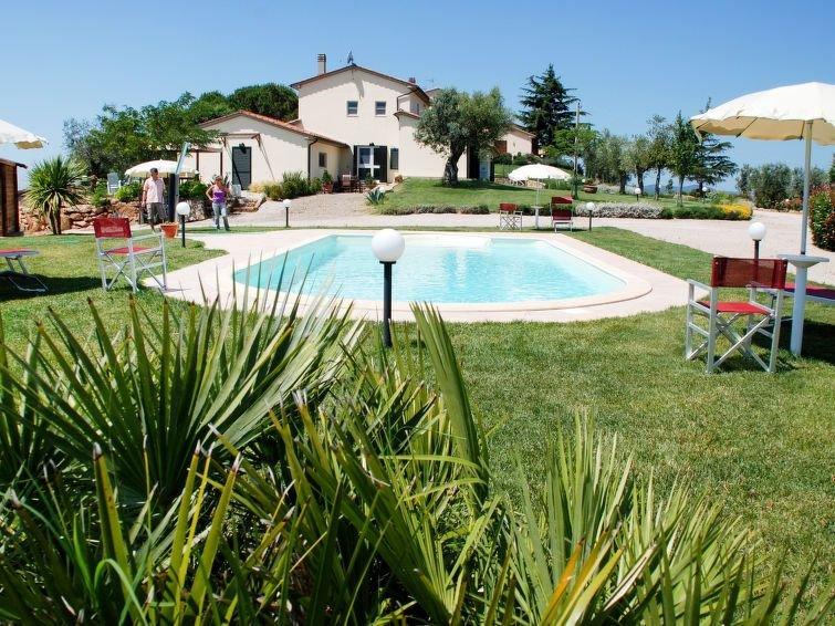 Ferienwohnung Baia degli Ulivi-Cucco (MSS210) in Massa Marittima - 4 Personen, 2, vacation rental in La Pesta