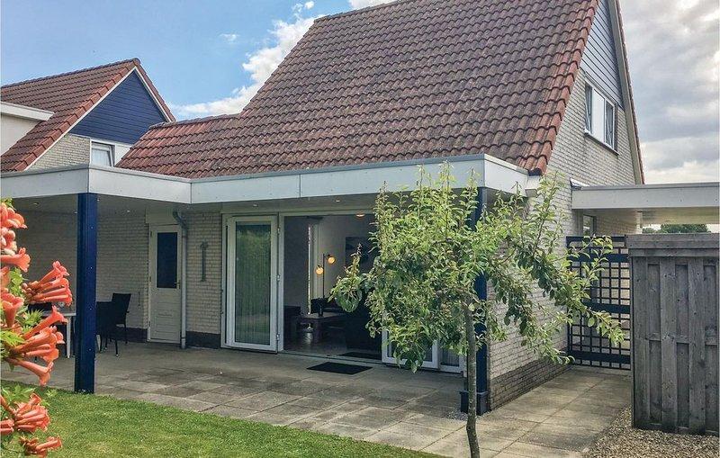 2 Zimmer Unterkunft in Stevensweert, alquiler vacacional en Maaseik