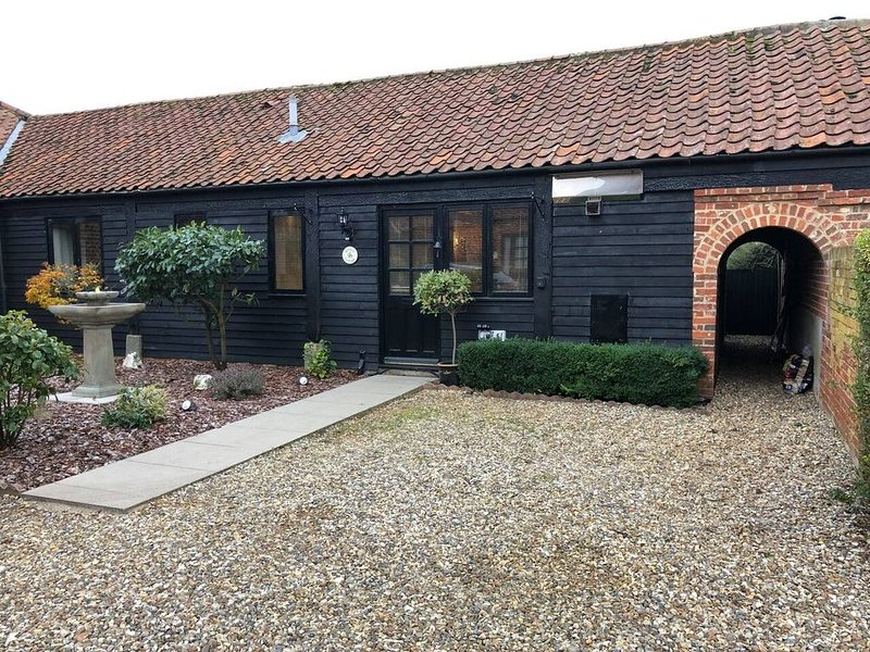 The Barn on the Broads, holiday rental in Ludham