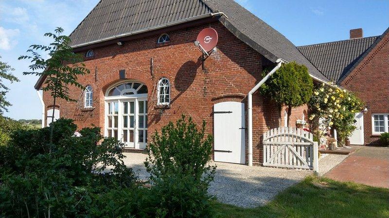 'Im Alten Stall' bei Bremerhaven, location de vacances à Stadland