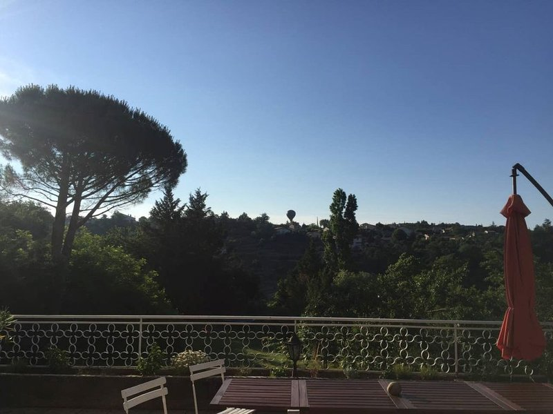 -Villa Montgolfière-, holiday rental in Annonay