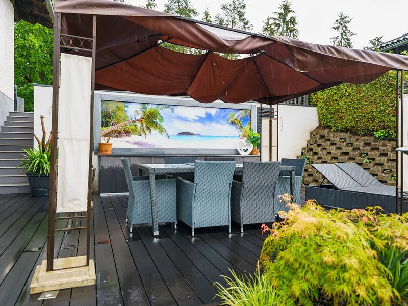 Lovely Holiday Home in Feldkirchen in Kärnten with Jacuzzi, casa vacanza a Agsdorf