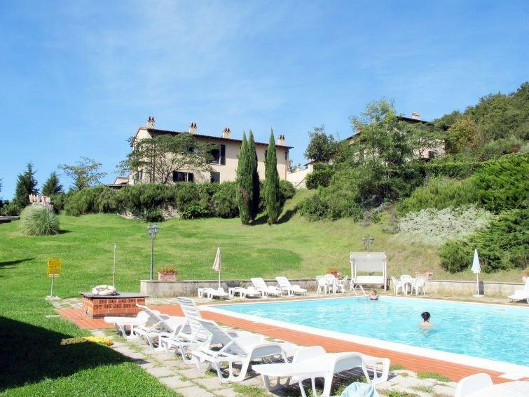 Apartment Vigna La Corte  in Dicomano (FI), Florence and surroundings - 4 perso, alquiler vacacional en Dicomano