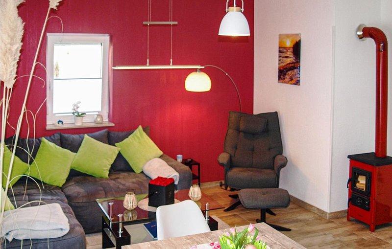 2 Zimmer Unterkunft in Saal, casa vacanza a Hessenburg