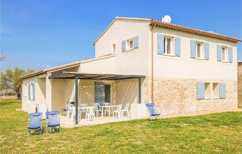 3 Zimmer Unterkunft in Bonnieux, holiday rental in Bonnieux en Provence